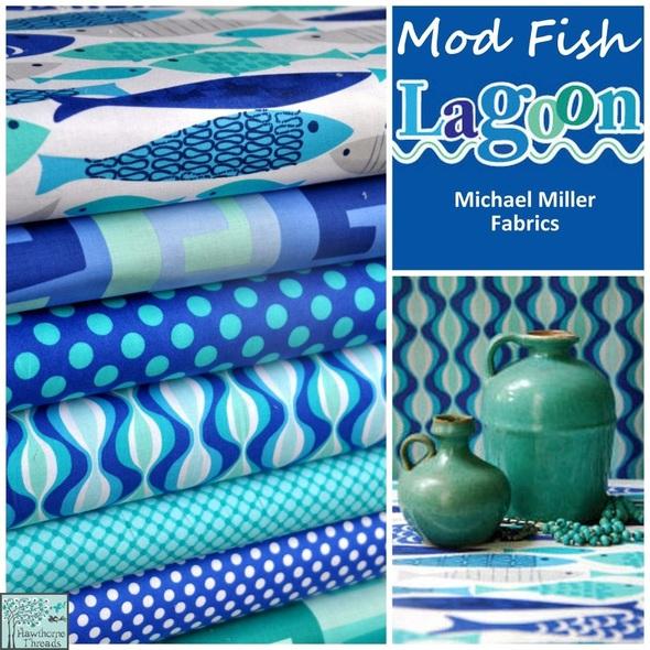 Mod Fish Poster