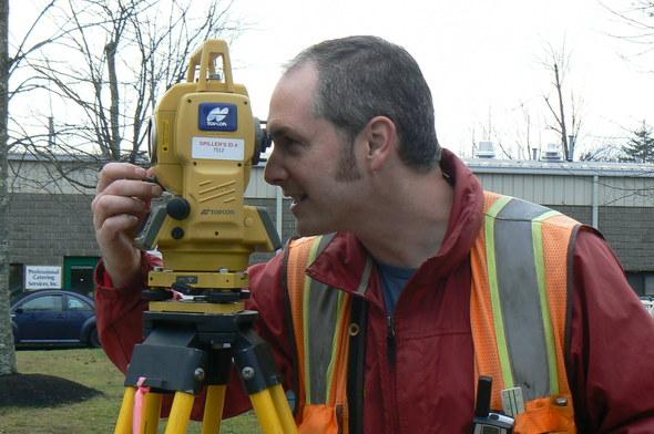 Explore Land Surveying Tom