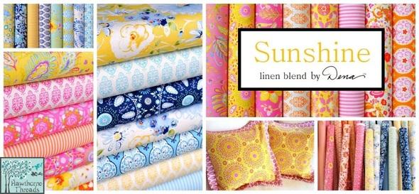 Sunshine Linen Poster