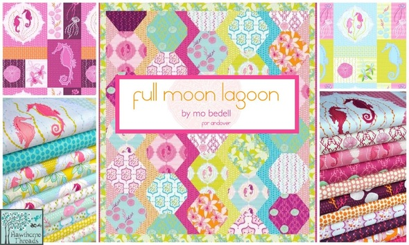 Full Moon Lagoon Poster 2