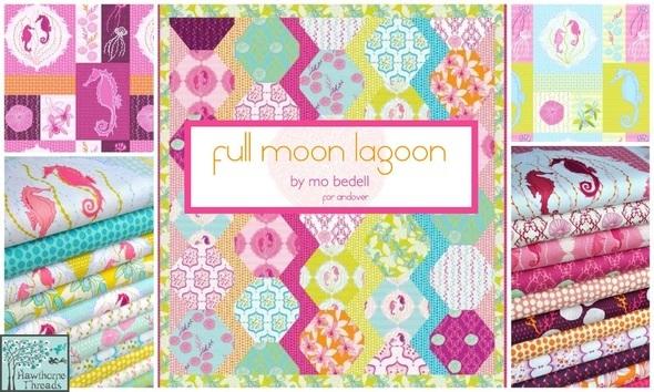 Full Moon Lagoon Poster 2