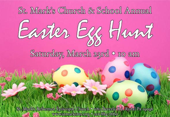 Easter Egg Hunt 2013indd