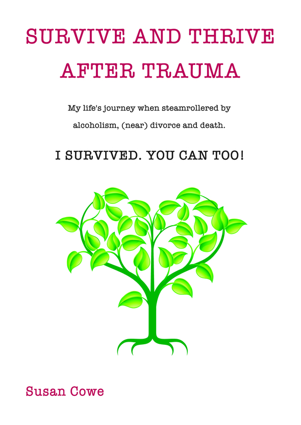 Survive and thrive front cover
