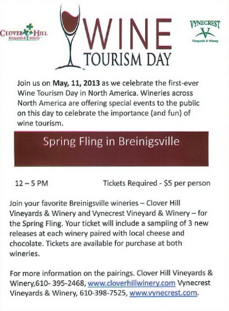 wine tourism day