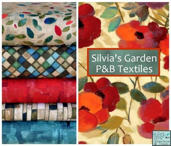 Silvias Garden Poster