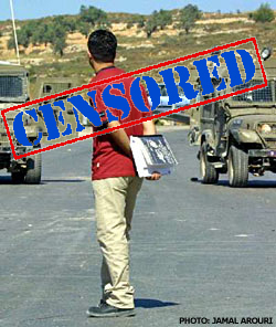 CENSORED Palestinian students face real dangers trying to attend school under Israeli occupation