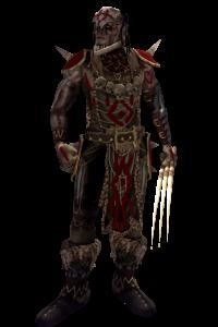 Tribal Shaman 200x300