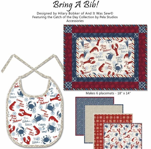 Bib and Placemats