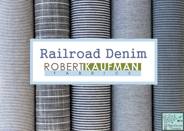 Railroad Denim Poster