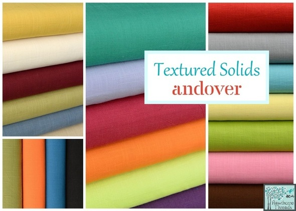 Textured Solids Poster