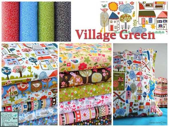 Village Green Poster 1