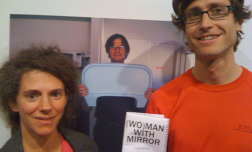 (Wo)man with a Mirror group