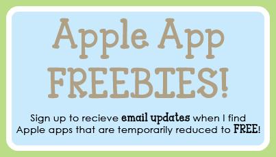 Apple App Freebies