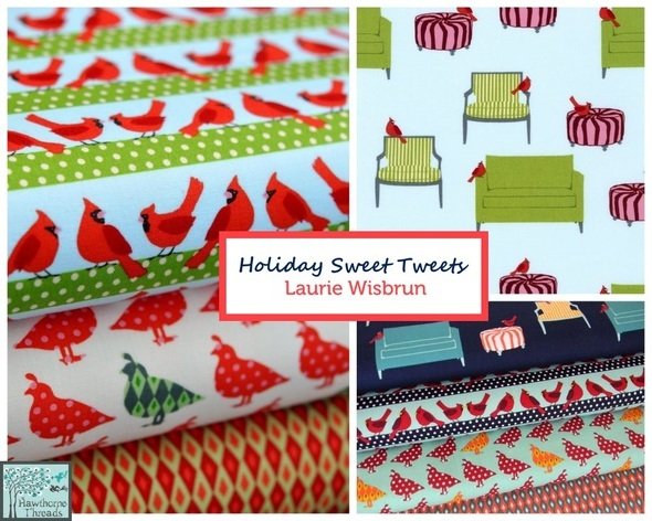 Holiday Sweet Tweets Poster