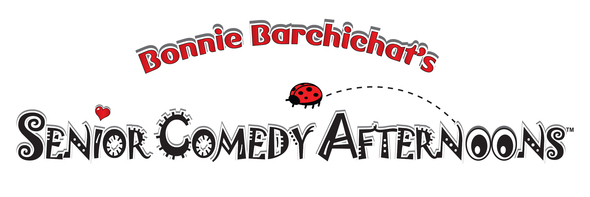 Senior Comedy Afternoons Logo
