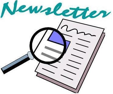 newsletter clip art1