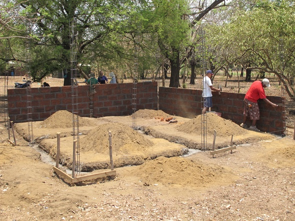 Chac foundations and walls