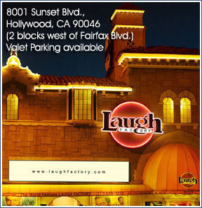 Laugh Factory Outside