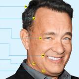Faces we trust Tom Hanks
