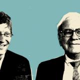 Bill and Warren