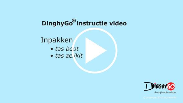 DinghyGo video insert inpakken tassen thumbnail