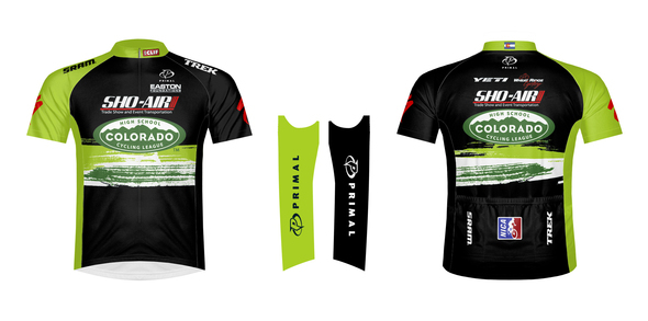 Black CO League Jersey