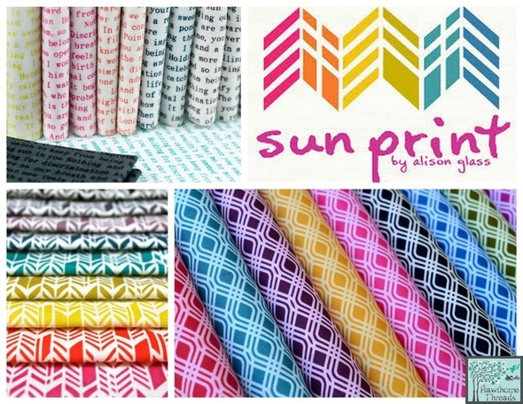 Sun Print Party Streamers