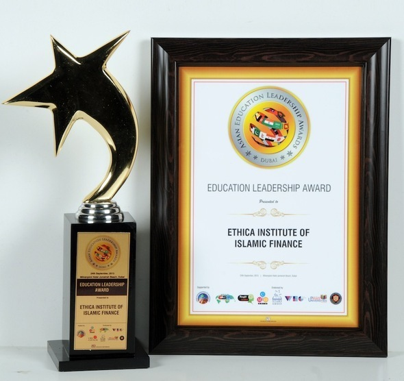 Education Leadership Award M