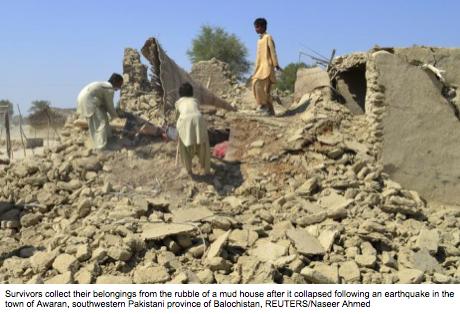 Devastation in Anawar.