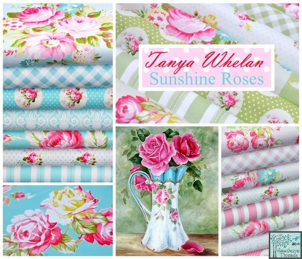 Sunshine Roses Poster