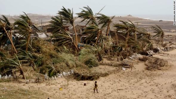India Cyclone 2