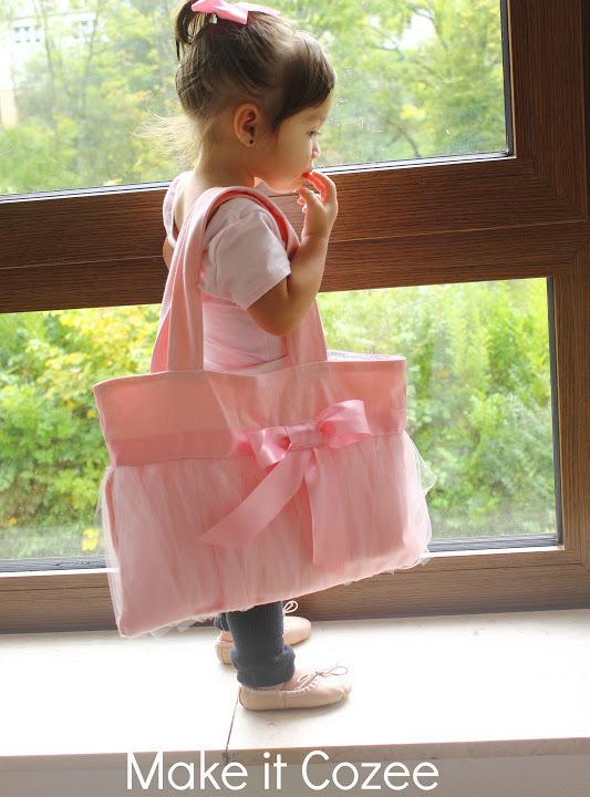 ballet bag 2 make itcozee