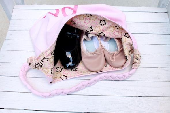 ballet bag simplymodernmom