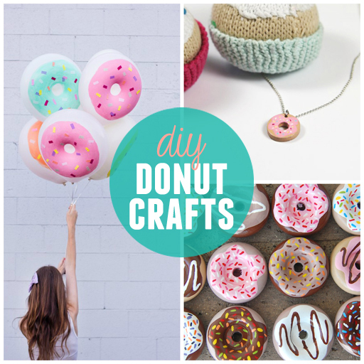 donut crafts4035-0