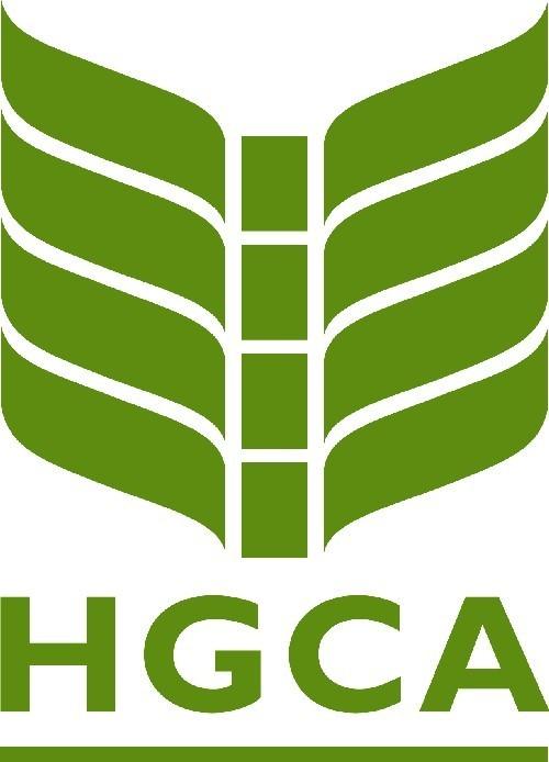 HGCA logo green cmyk