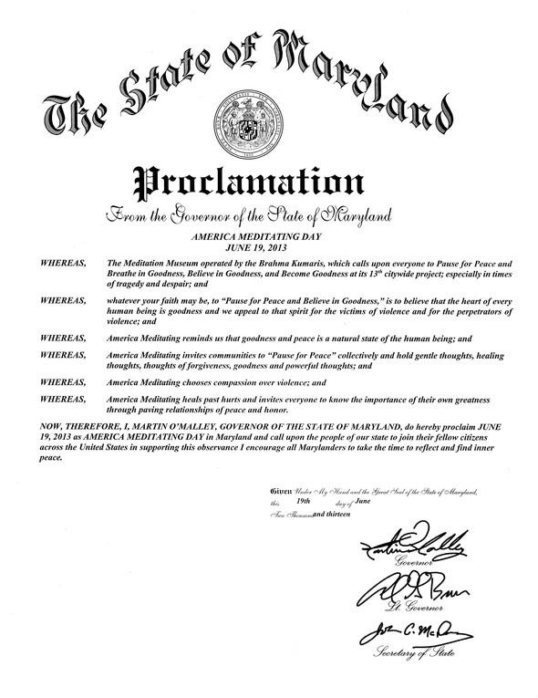 Maryland Proclamation.1.1