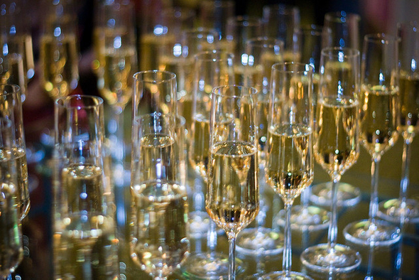 champagne in flutes by http-::www.flickr.com:photos:heliocentric: