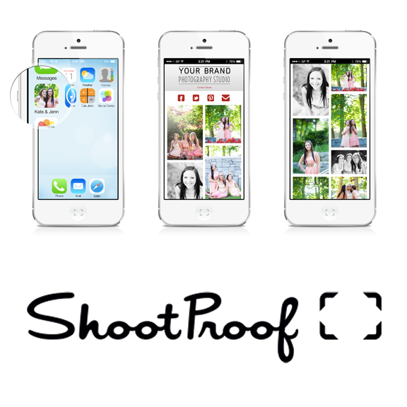 ShootProof Mobile Apps