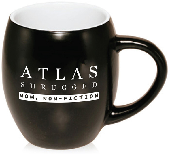 non-fiction mug