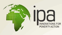 poverty action logo
