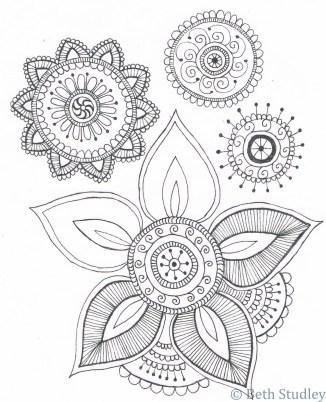 henna-sketch