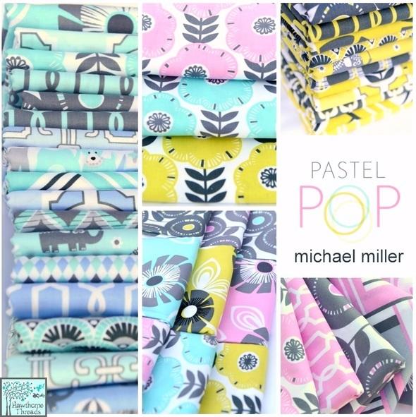 Pastel Pop Collage