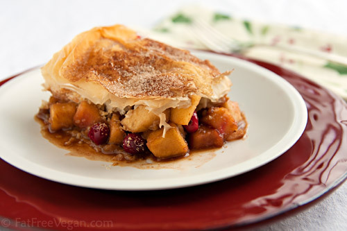apple-cranberry-strudel