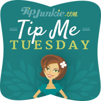 Tip Me Tuesday Button TipJunkie