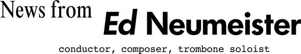 EdN Newsletter Header - News