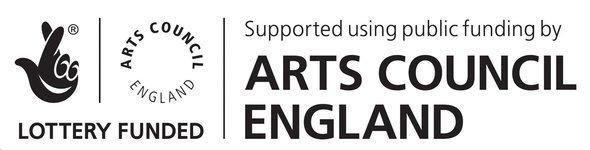 Arts council logo Lottery