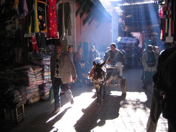 Souk scenes, Marrakesh 7