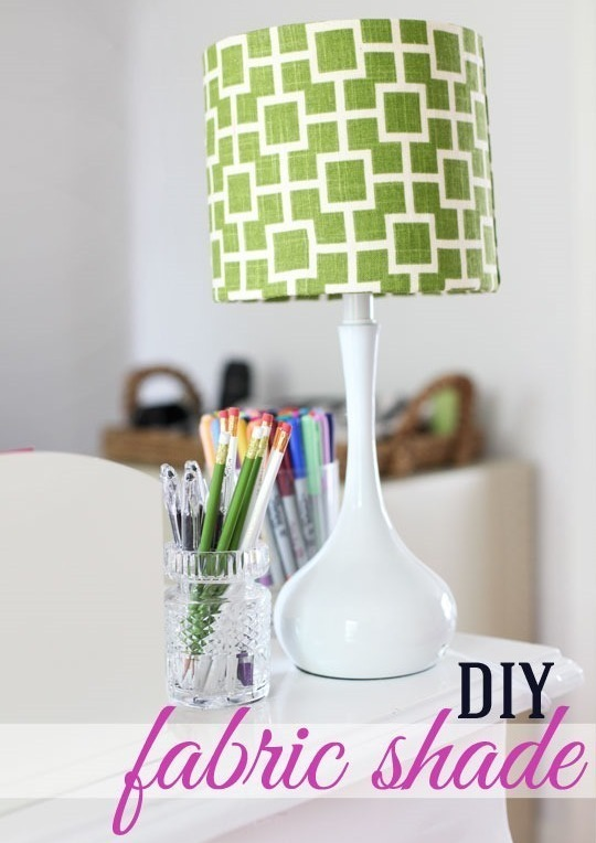 Fabric-Covered-Lampshade-Step-by-step-tutorial thumb