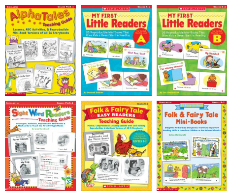 Scholastic Dollar Deals