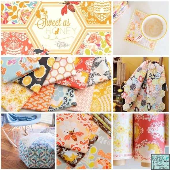 Sweet as Honey Collage